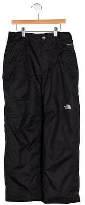 The North Face Boys' Wide-Leg Snow Pants