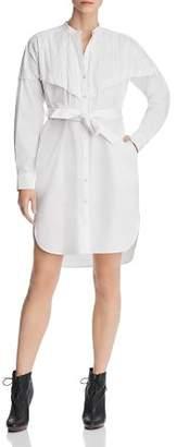 Burberry Michaela Belted Shirt Dress