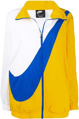 Nike colour block jacket