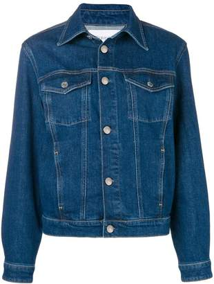Calvin Klein regular-fit denim jacket