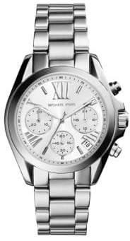 Michael Kors Mini Bradshaw Stainless Steel Watch