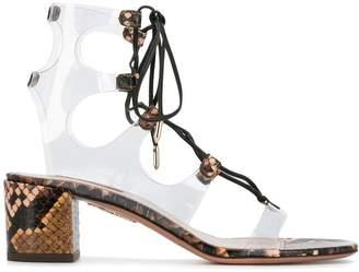 Aquazzura Milos 50 sandals