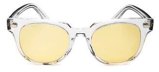 Ray-Ban Men's Meteor Wayfarer Sunglasses, 50mm