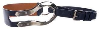 Ralph Lauren Black Label Embellished Wrap Belt