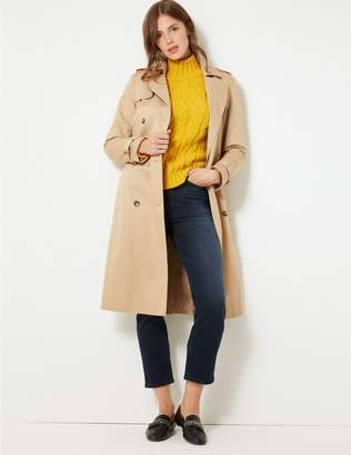 Marks and Spencer High Rise Ankle Straight Jeans