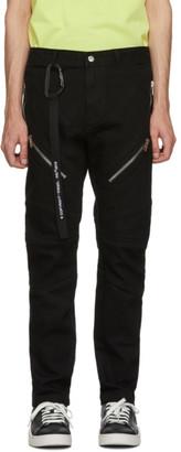 Diesel Black P-Von Jeans