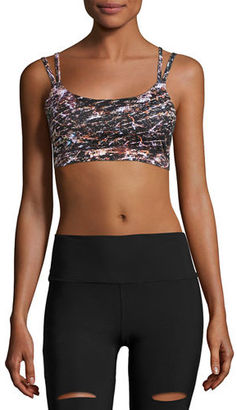 Alo Yoga Work-It-Out Performance Sports Bra $54 thestylecure.com