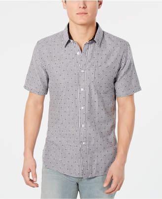 American Rag Men Short Sleeve Shirt