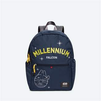 Star Wars State Bags STATE BAGS WILLIAMS BACKPACK, MILLENIUM FALCON