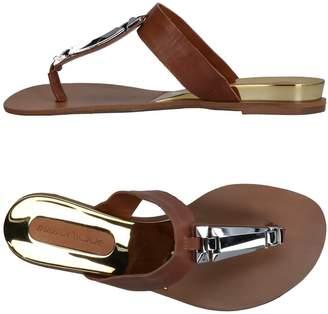 MISS UNIQUE Toe strap sandals - Item 11322683HQ