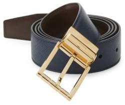Bally Astor Adjustable Leather Belt