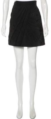 Andrew Gn A-Line Mini Skirt