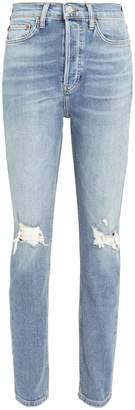 RE/DONE Ultra High-Rise Stretch Jeans