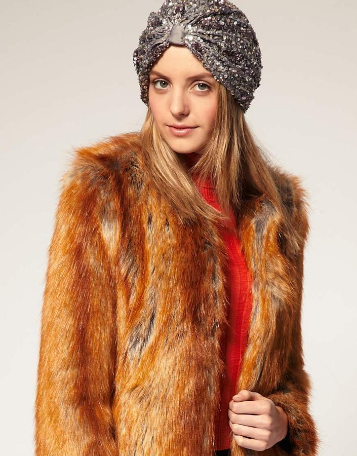 ASOS Premium Embellished Turban