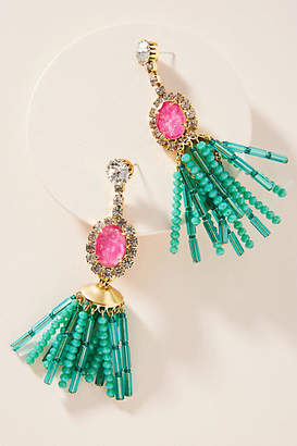 Elizabeth Cole Jaxton Drop Earrings