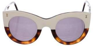 Illesteva Boca Tortoiseshell Sunglasses