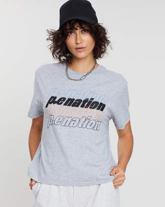 P.E Nation Three Run Tee