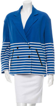 Boy. by Band of Outsiders Striped Double-Breasted Jacket $145 thestylecure.com