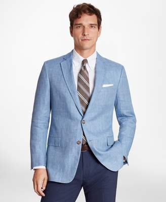 Brooks Brothers Regent Fit Linen Sport Coat