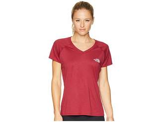 The North Face Short Sleeve Reaxion V-Neck Tee
