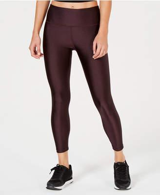Calvin Klein Metallic Shine High-Waist Leggings
