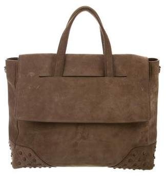 Tod's 2018 Medium Suede Envelope Bag