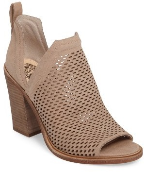 Women's Vince Camuto Kensa Peep Toe Bootie $149.95 thestylecure.com