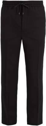 Ami Straight-leg wool trousers