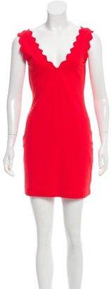 Marysia Swim Scalloped Amagansett Dress w/ Tags $125 thestylecure.com