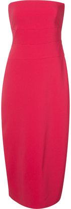 Nicole Miller strapless dress $395 thestylecure.com