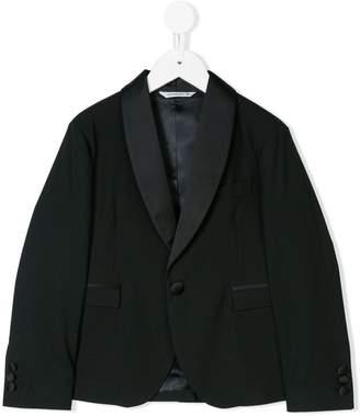 Manuel Ritz Kids single-button blazer