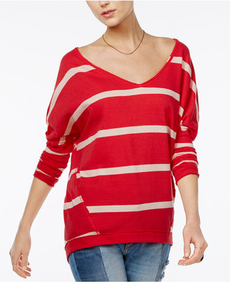 Free People Upstate Striped Top $68 thestylecure.com