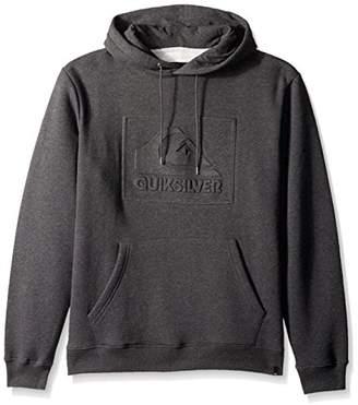 Quiksilver Men's Box Spray Hooded Sweatshirt