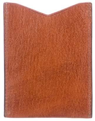 Tumi Leather Cardholder