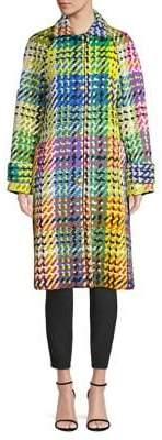 Escada Myrna Multicolor Tweed Jacket