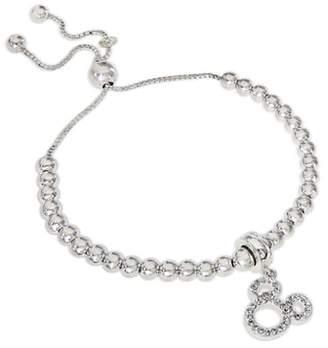 Disney Mickey Mouse Crystal Charm Bracelet