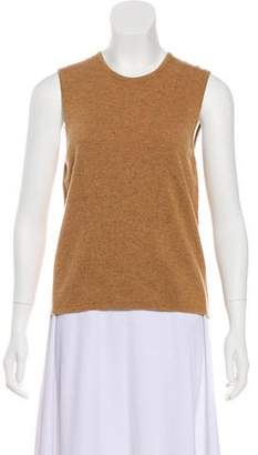 Hermes Crew Neck Sleeveless Sweater
