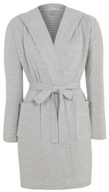George Grey Jersey Striped Dressing Gown