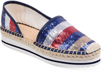 Tommy Hilfiger Women's Carliss Espadrille Flats Women's Shoes