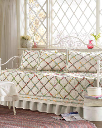 Laura Ashley Ruffle Day Bed Set