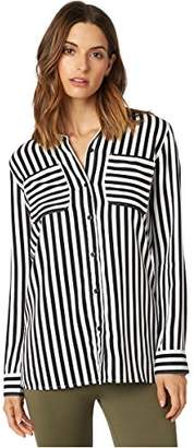 Fox Junior's Jail Break Long Sleeve Woven Top