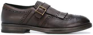 Cenere Gb buckled loafers