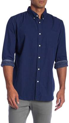 Joe Fresh Dot Print Standard Fit Shirt