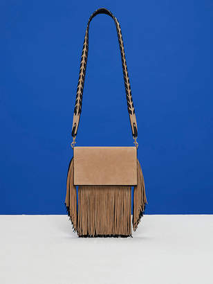 Diane von Furstenberg Fringe Soiree Crossbody Bag