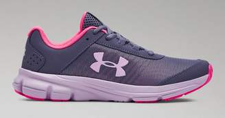 Under Armour Girls' Grade School UA Rave 2 NP Running Shoes