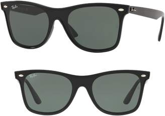 Ray-Ban Blaze 41mm Wayfarer Sunglasses