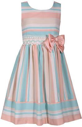 Bonnie Jean Sleeveless A-Line Dress - Big Kid Girls