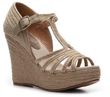 Envy Grub Wedge Sandal