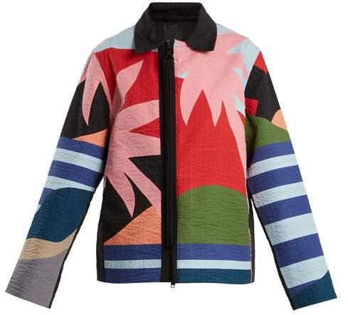 Paradise Desert Island cotton jacket