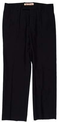 Marni Wool Dress Pants